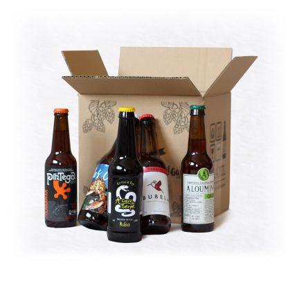 cervexas artesanais galegas