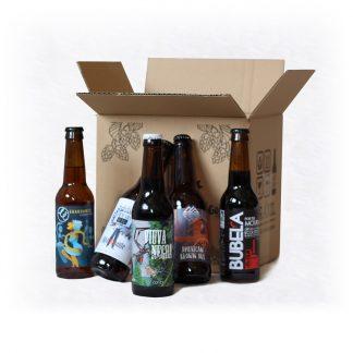 cerveza artesanal gallega