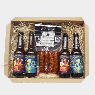 Pack maridaje cerveza artesana