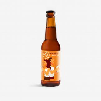 foliada brown ale