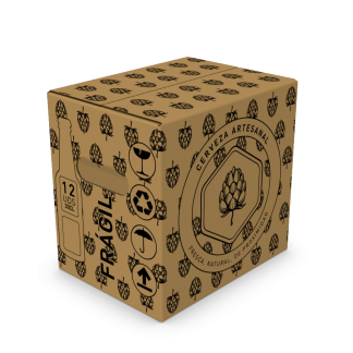caja cerveza artesanal galicia